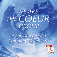 We are the COEUR GROUP